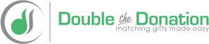 Learn more about matching gift software from Double the Donation.