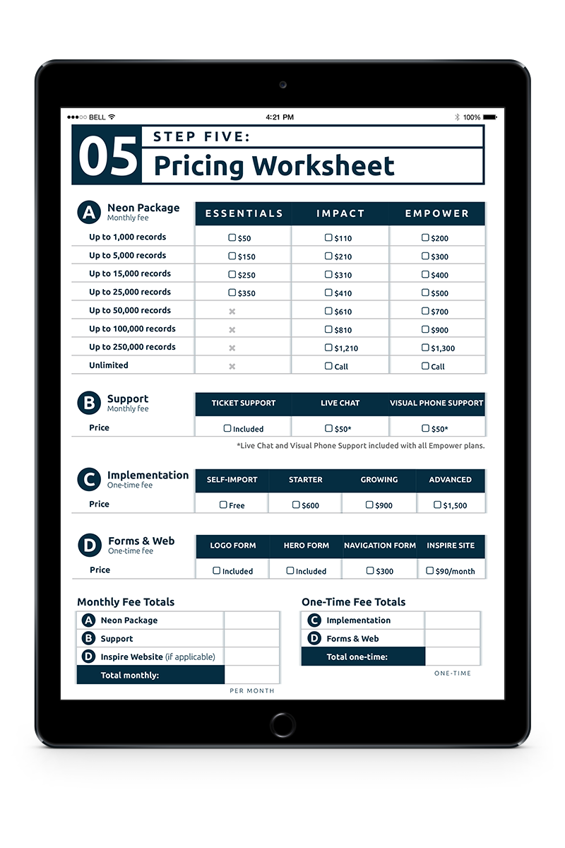 pricing-worksheet-ipad