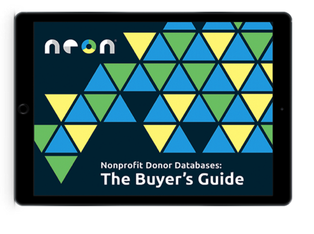Neon Donor Database eBook