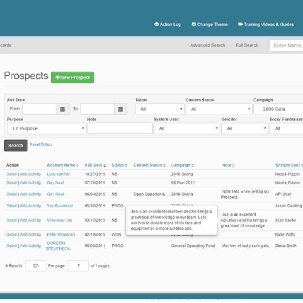 The Buyer's Guide to Nonprofit Donor Databases | Neon CRM
