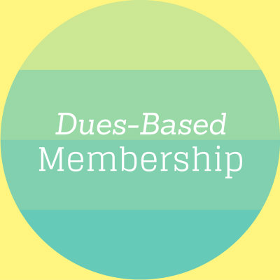 Software need: dues-based membership