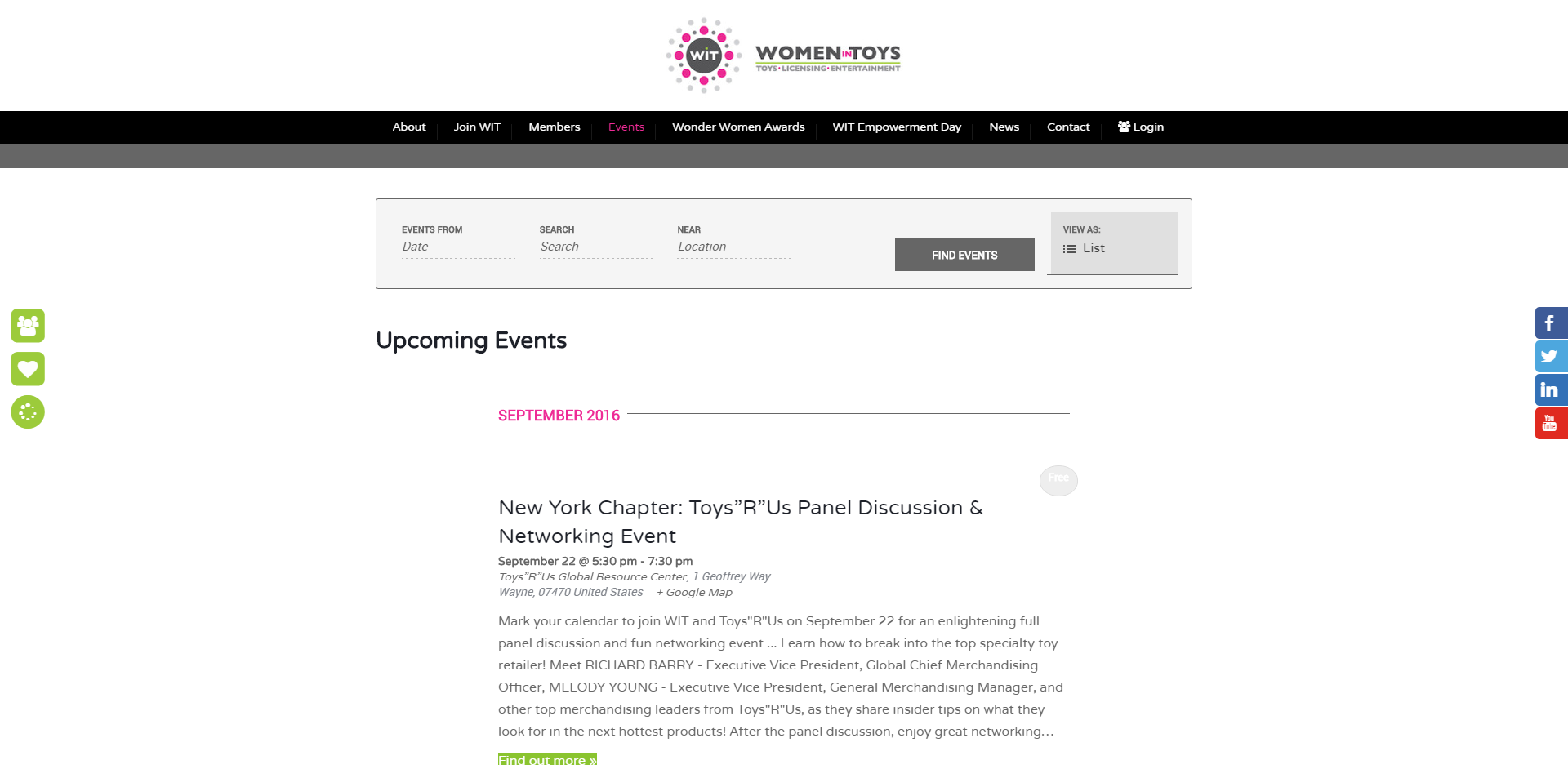 women-in-toys-events