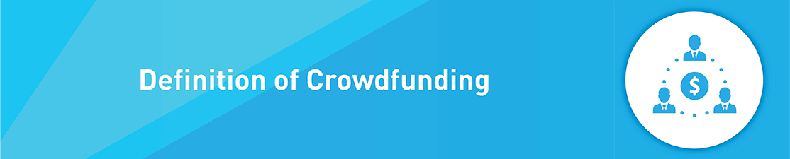 Definition of crowdfunding