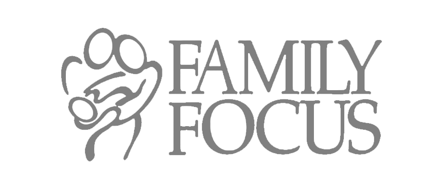 Logo for NeonCRM client, Family Focus