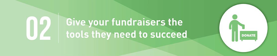 Peer-to-Peer Fundraising Tips - Give your fundraisers the tools they need to succeed