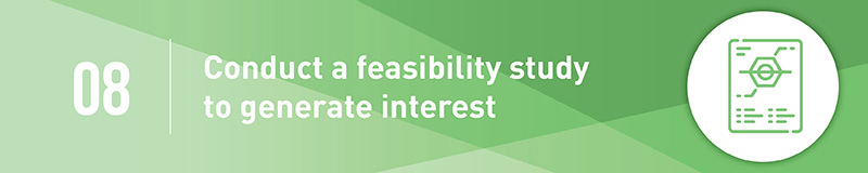 Learn how conducing a feasibility study can market your capital campaign.