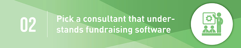 Understand the role of a fundraising consultant before you hire one.