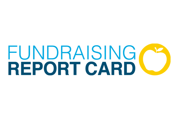 nonprofit software fundraising report card integration