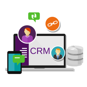 CRM integration is a common feature of online donation tools.