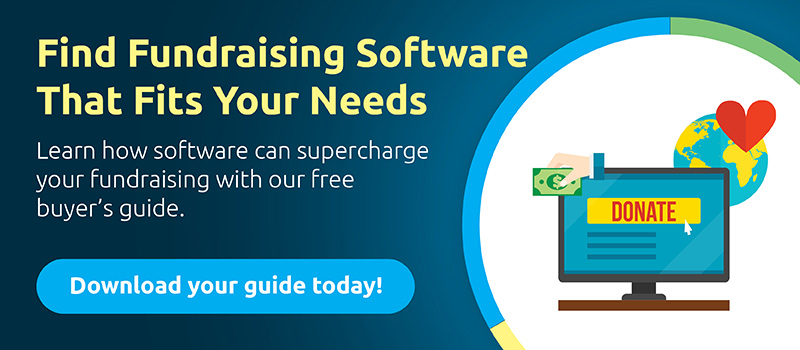 Download our free guide to online giving software and supercharge your fundraising today.