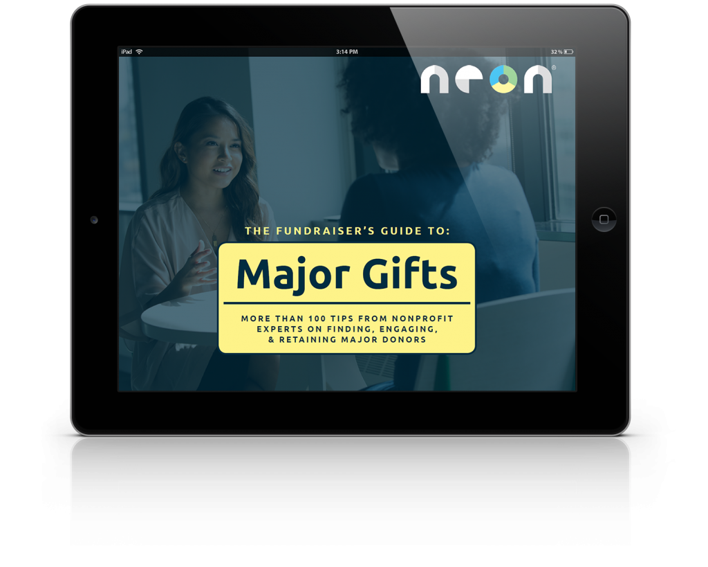 Download the Fundraiser's Guide to Major Gifts