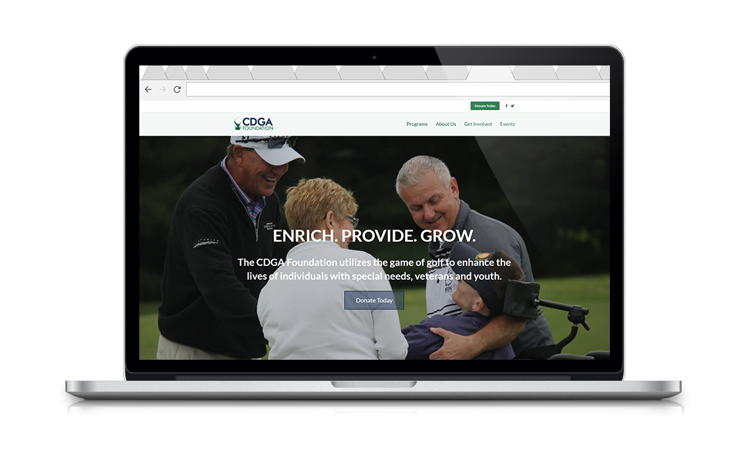 Chicago District Golf Association Foundation Homepage
