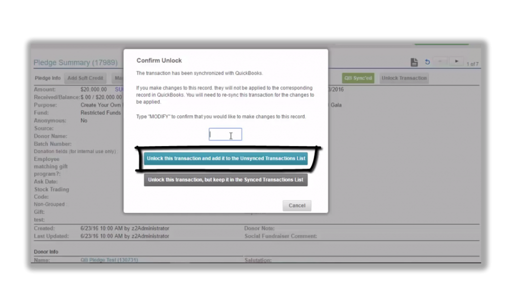 Create your own QuickBooks sync mapping and reconciliation preferences.